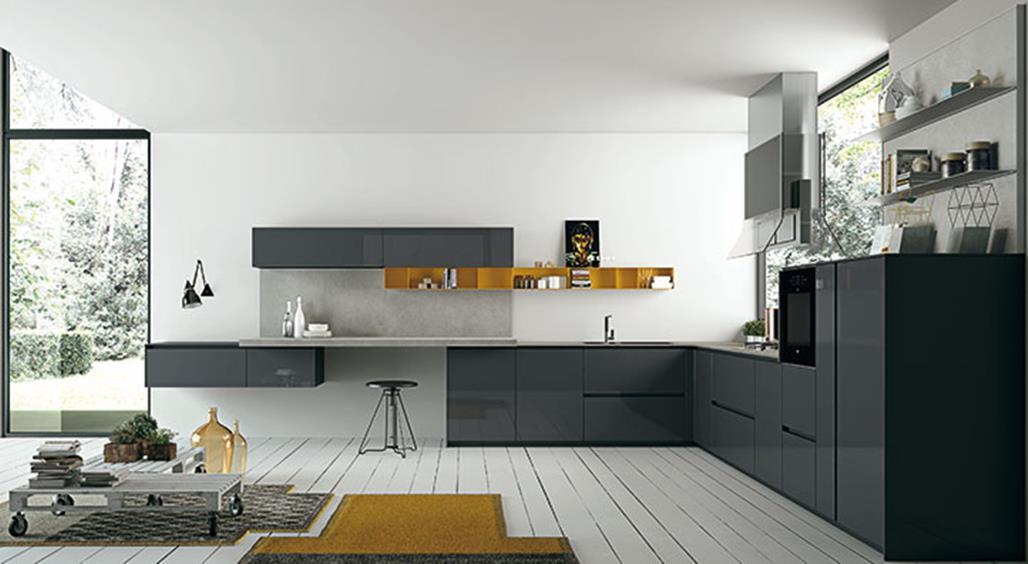 Kuhinja doimo aspen dalmostan salon namje taja - Doimo cucine spa ...
